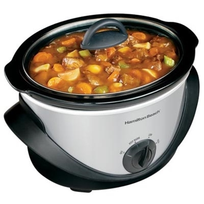 Picture of Hamilton Beach 4-Qt. Oval Slow Cooker