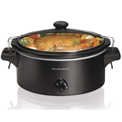 Picture of Hamilton Beach® Stay or Go® 6-Qt. Slow Cooker