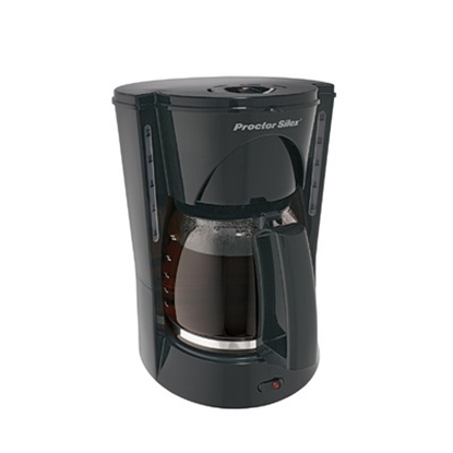 Picture of Proctor Silex® 12-Cup Coffee Maker - Black