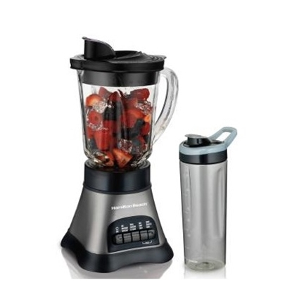 Picture of Hamilton Beach® Wave Crusher® Blender with Travel Jar