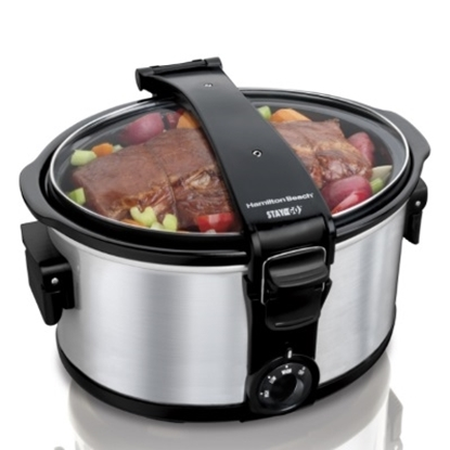 Picture of Hamilton Beach® Stay or Go® 7-Quart Slow Cooker