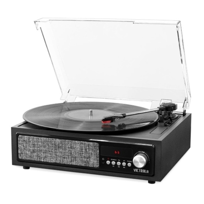 Picture of Victrola 3-in-1 Bluetooth Record Player with Built-In Speakers