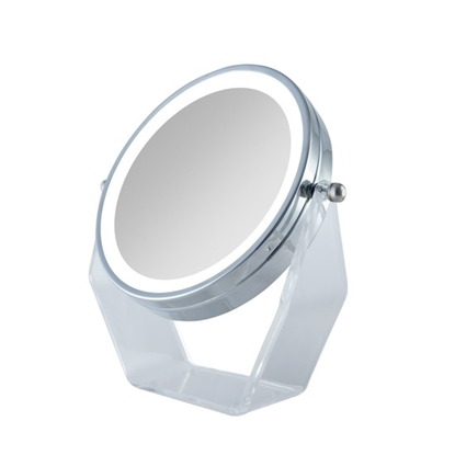Picture of Zadro™ 1X/8X LED Swivel Mirror - Chrome