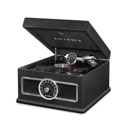 Picture of Victrola 5-in-1 Vinyl Music Center with Bluetooth®