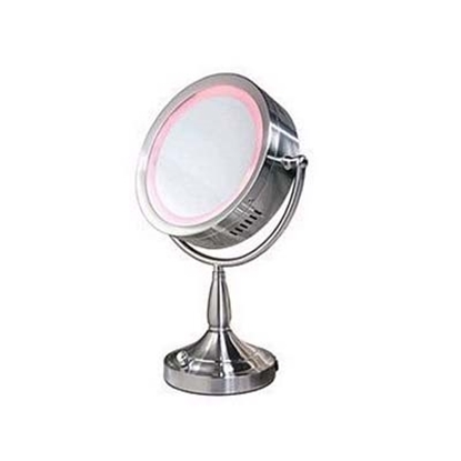Picture of Zadro™ Round Dimmable Lighted Mirror -1x-8x