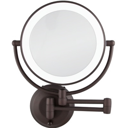 Picture of Zadro™ LED Wall Mounted Mirror - Oil Rubbed Bronze