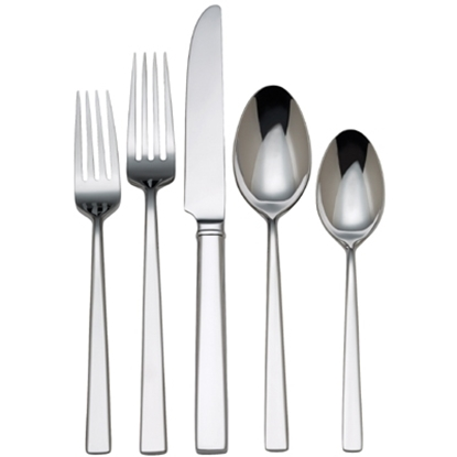 Picture of Reed & Barton Cole 65-Piece Continental Flatware Set