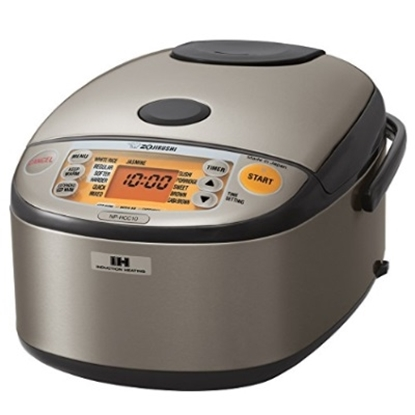Picture of Zojirushi 5.5-Cup Induction Rice Cooker & Warmer