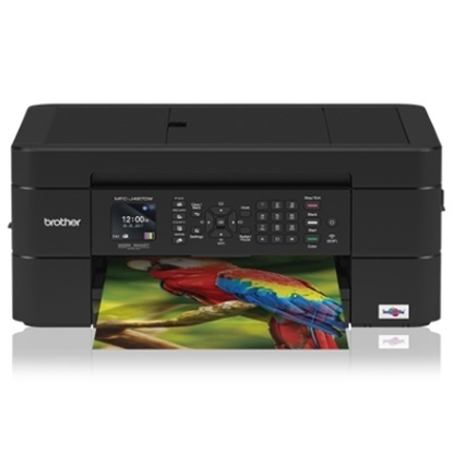 Picture of Brother Wireless Color Inkjet All-In-One Printer
