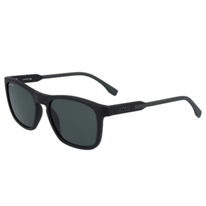 Picture of Lacoste Men's Sunglasses - Matte Black/Green