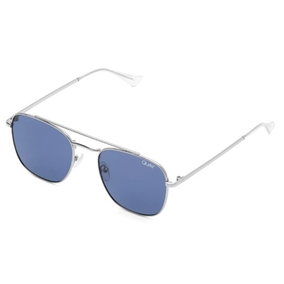 Picture of Quay HELIOS - Silver with Navy Lens