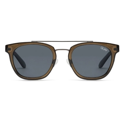 Picture of Quay Men's COOLIN - Olive with Smoke Lens