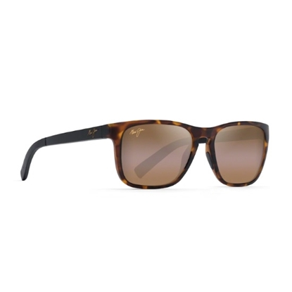 Picture of Maui Jim Longitude - Matte Tortoise with HCL Bronze Lens