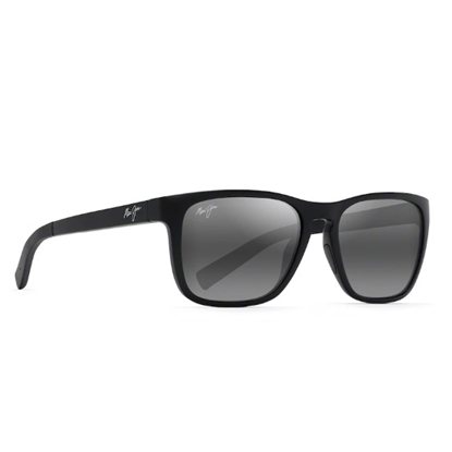 Picture of Maui Jim Longitude - Matte Black with Neutral Grey Lens