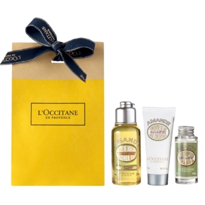 Picture of L'Occitane Almond Travel Trio