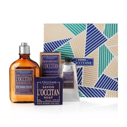 Picture of L'Occitane Men's Trio
