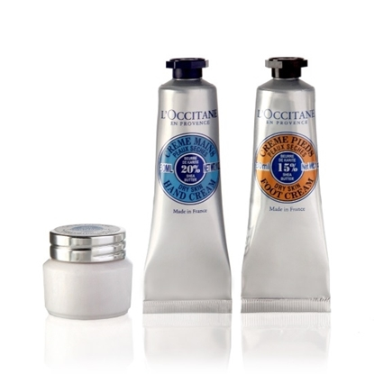 Picture of L'Occitane Shea Deluxe Trio