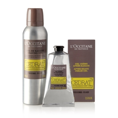 Picture of L'Occitane Men's Cedrat Duo