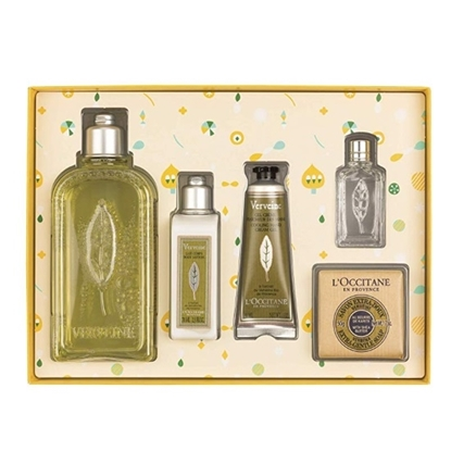 Picture of L'Occitane Holiday Verbena Treasures Set