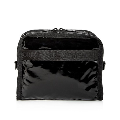 Picture of LeSportsac Taylor N/S Cosmetic Case - Black Patent