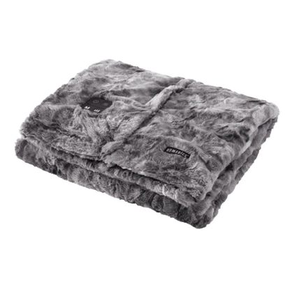 Picture of Homedics Comfort Max Deluxe Cordless Heated Throw w/ Vibration