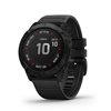 Picture of Garmin fenix® 6X Pro - Black with Black Band