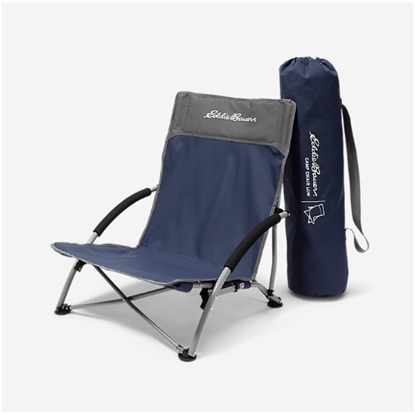 Picture of Eddie Bauer Low Camp Chair - Medium Indigo