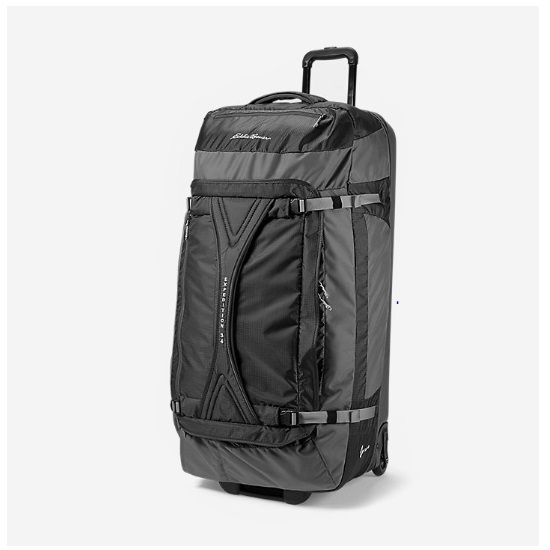 Picture of Eddie Bauer Expedition XL Rolling Duffel - Black