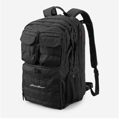 Picture of Eddie Bauer Cargo Pack - Black
