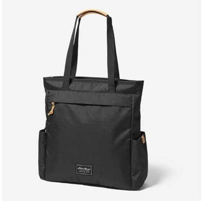 Picture of Eddie Bauer Bygone Backpack Tote - Black