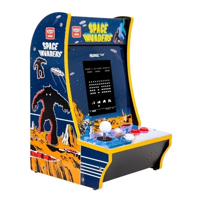 Picture of Arcade1Up Space Invaders Countercade