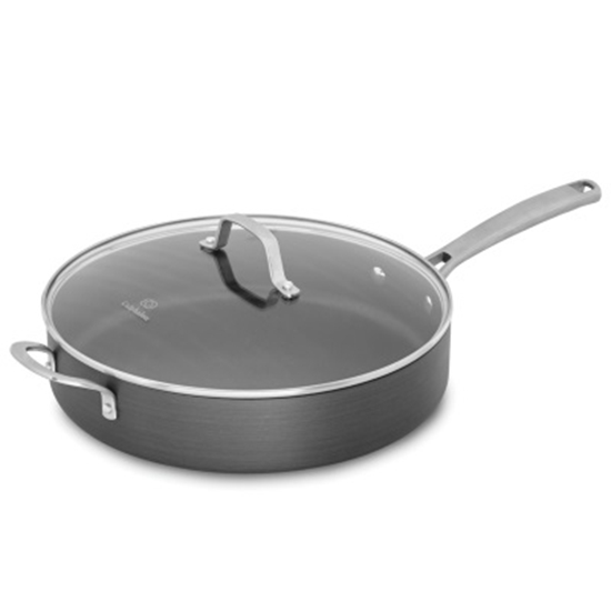 Picture of Calphalon® Classic Nonstick 5-Qt. Covered Saute Pan