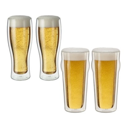 Picture of ZWILLING Sorrento 4-Piece Beer Glass Set
