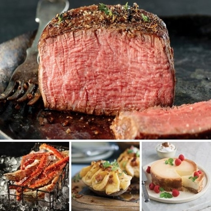 Picture of Omaha Steaks® The Gourmet Surf & Turf Meal
