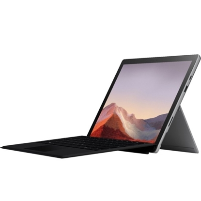 Picture of Microsoft Surface Pro 7 with Type Case - i5/8GB/128GB/Platinum