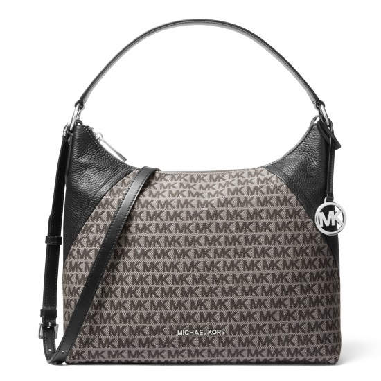 Picture of Michael Kors Aria Large Shoulder - Graphite