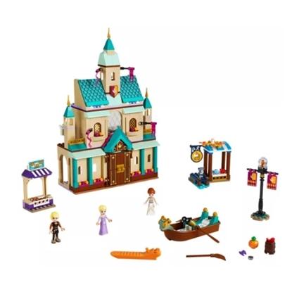 Picture of LEGO® Arendelle Castle Village