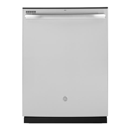 Picture of GE Dishwasher with Hidden Controls - Stainless