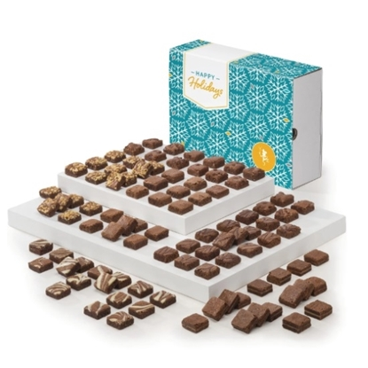 Picture of Fairytale Brownies® Holiday Morsels - 96 Pieces