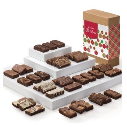 Picture of Fairytale Brownies® Christmas Sprites - 36 Brownies