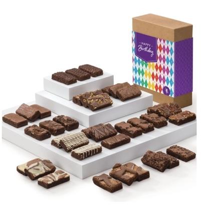 Picture of Fairytale Brownies® Birthday Sprites - 36 Brownies