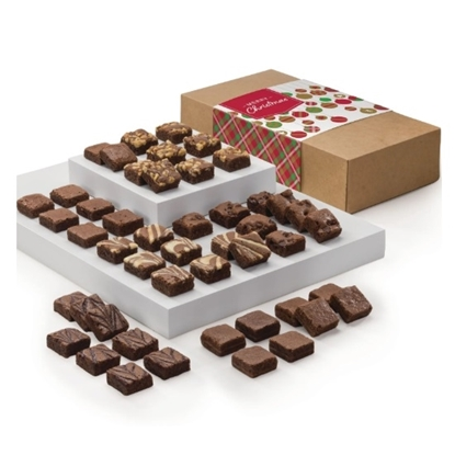 Picture of Fairytale Brownies® Christmas Morsels - 48 Brownies