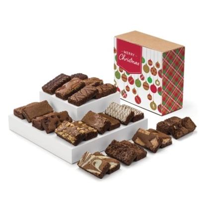 Picture of Fairytale Brownies® Christmas Sprites - 24 Brownies