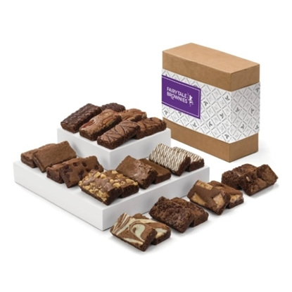Picture of Fairytale Brownies® Sprite 24 Snack-Size Brownies