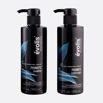 Picture of evolis® Promote Shampoo & Conditioner Bundle