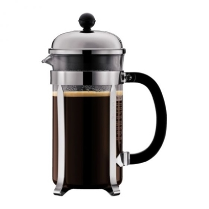 Picture of Bodum 34oz. Chambord French Press - Chrome