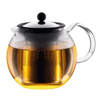 Picture of Bodum Assam 34oz. Tea Press with Stainless Steel Filter