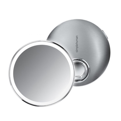 Picture of simplehuman 4'' Compact 3x Sensor Mirror