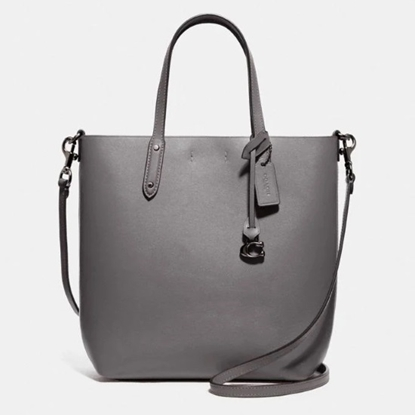 Picture of Coach Leather Tall Central Tote
