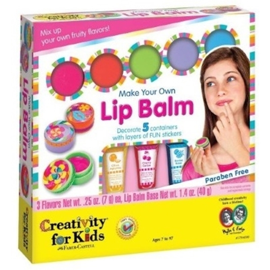 Picture of Creativity for Kids Make Your Own Lip Balm